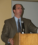 Mike Paciello, co-chair of TEITAC